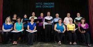 HTC SINGERS 2015
