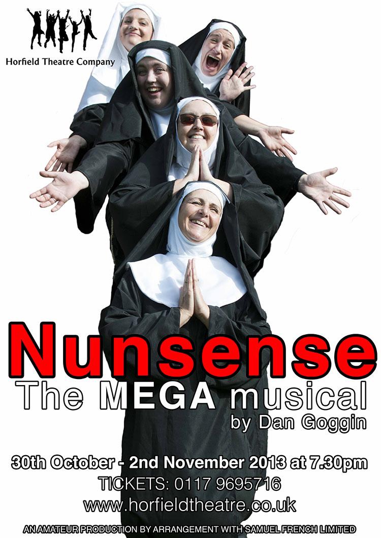Nunsense The MEGA Musical